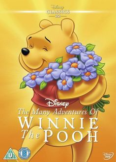 Many Adventures of Winnie the Pooh - guaranteed to make you laugh on a rainy day Tigger And Pooh, Winnie The Pooh Friends, Pooh Bear, Disney Winnie The Pooh, Disney Love, Disney Stuff, First Animation, Disney Animation, Disney Pixar