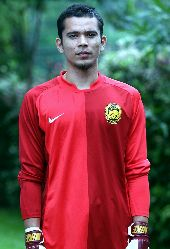 Mohd Helmi Eliza Elias was born on 20 January 1983.  He is currently playing as a goalkeeper for Kedah FA. Despite his relatively young age...