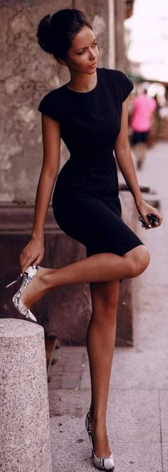 Best How To Wear Black Dress Classy Work Outfits Ideas Source by Dresses classy Little Black Dress Classy, Classy Dress, Trendy Dresses, Dresses For Work, Dresses With Sleeves, Black Dress Outfits, Little Black Dress Outfit, Classy Work Outfits, Suit Jackets For Women