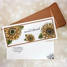 i♥Cards2 Sunflower Images, Sunflower Cards, Cross Stitch Bookmarks, Fancy Fold Cards, Card Envelopes, Pop Up Cards, Sympathy Cards, Greeting Cards, Felt Hearts