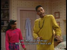 bel-air, mind ya business, and fresh prince image Fresh Prince, Prinz Von Bel Air, Funny Jokes, Hilarious, Baddie Quotes, Comedy, Tv Show Quotes, Film Quotes, My Mood