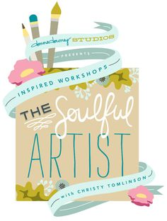 """""""The Soulful Artist"""" for Donna Downey Studios"""