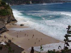 Dreamland Beach - Tempat Wisata di Bali Pantai Dreamland