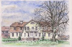Mansions, House Styles, Painting, Home, Decor, Art, Art Background, Decoration, Manor Houses