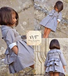 Many # like # can # be # found on the # Fairytale # Spring # / # 2015 # # # # fairy tale # # – kinder mode Dresses Kids Girl, Little Girl Outfits, Little Girl Fashion, Cute Little Girls, Mode Lolita, Robes Vintage, Outfits Niños, Vestidos Vintage, Baby Sewing