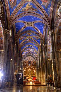 Basilica di Santa Maria sopra Minerva | Flickr - Photo Sharing!