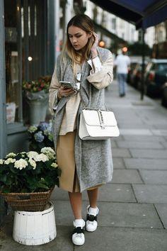 Modeinspo: Ljusa outfits ★