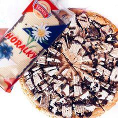 Horalkový, Rafaello a Kit Kat cheesecake Kit Kat Cheesecake, Sweets, Bread, Blog, Recipes, Gummi Candy, Candy, Brot