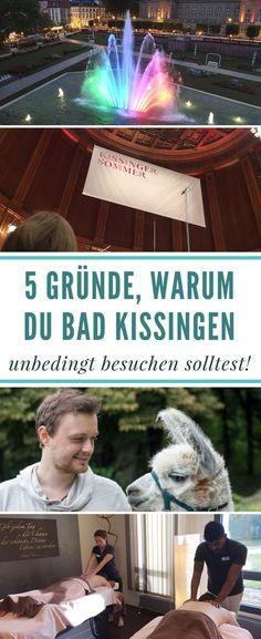 5 Gründe, warum du Bad Kissingen unbedingt besuchen solltest!