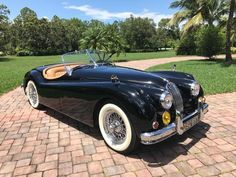 Classic Motors For Sale has classic cars for sale plus a selection of vintage cars from dealers and auctions in UK, US, and Europe. Classic Cars British, British Sports Cars, Old Classic Cars, Jaguar Xk, Jaguar E Type, Vintage Cars, Antique Cars, Automobile, Classic Motors