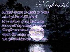 100 Nightwish Ideas Symphonic Metal Lyrics Cool Lyrics