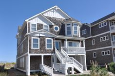 Beach Breeze, JR25. Nags Head Rentals. Oceanfront. 8 bedrooms, 8 full, 2 half baths. Pool, Hot tub, elevator, WiFi. No smoking policy. Pets are not permitted.  Phone: 855.585.8811
