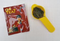 Definitely the best tea for Iced Tea!! #Ortea #DragonWell  Recepy on this blog
