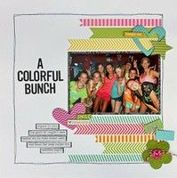 A Project by ekskou from our Scrapbooking Gallery originally submitted 06/10/13 at 08:27 AM