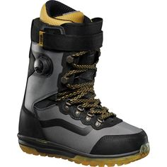 4d5f2e0045846 The Pat Moore Vans Infuse Snowboard Boots The Infuse is the epitome of  ultimate customization, and the most sophisticated and versatile boot in  the Vans