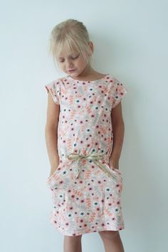 Candy dress uit La Maison Victor in Andrea Lauren fabric