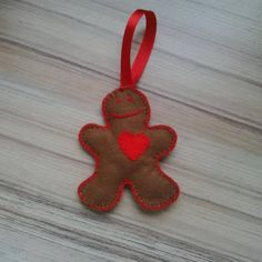 Christmas tree ornament :) Medusa, Christmas Tree Ornaments, Gingerbread Cookies, Holiday Decor, Crafts, Home Decor, Jellyfish, Gingerbread Cupcakes, Homemade Home Decor