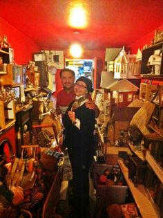 Kristin Baybars Shop, London