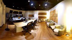Soundtrack Studios, Boston, MA. Control Room A.