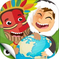 Kids World Cultures – Educational Games, Family Activities and Culture Quiz to Travel & Discover Planet Earth for Children – Free!