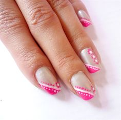 plata pink - Nail Art Gallery by NAILS Magazine