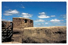 Note Card Bent's Old Fort Skies Fine Art by WritingPlaces on Etsy, $3.00
