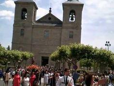PROCESION SAN BERNABE LEAL VILLA DE EL ESCORIAL 2014  A
