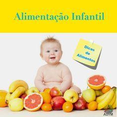 Folder Alimentação Infantil