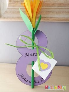 festa della donna scuola Lifestyles, lifestyles and standard of living The interdependencies and networks created by the internal integrity of … Paper Flowers Craft, Flower Crafts, Diy Flowers, Mothers Day Crafts For Kids, Diy For Kids, Fall Crafts, Easter Crafts, Handmade Crafts, Diy And Crafts