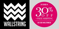 30% Off + Free Shipping  On Your Entire Purchase!