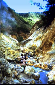 Montserrat Eastern Caribbean