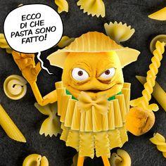 """Domani si festeggia la """"Giornata Mondiale della Pasta""""... io sono già pronto! #Gggwfddlahh #WorldPastaDay"""