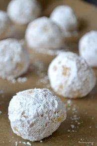 Biscuits moelleux au citron, Biscotti morbidi al limone : Etape 2