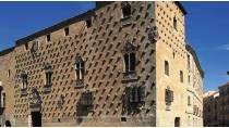 Casa de las Conchas house. Salamanca  © Turespaña