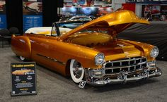 Scenes from the 2015 SEMA Show: sleeper Chevrolet farm truck and Boyd's last build