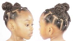 Pigtails with Braids For Little Girls – October 12 2019 at – Pigtail Hairstyles Little Girl Hairdos, Lil Girl Hairstyles, Little Girl Braids, Girls Natural Hairstyles, Teenage Hairstyles, Kids Braided Hairstyles, Short Hairstyles, Hairstyles Videos, Short Haircuts