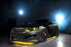 Batman 2013 Kia Optima SX Limited
