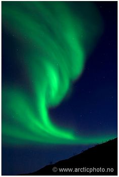 Northern Lights (Aurora Borealis) Norway Image: Bjørn Jørgensen