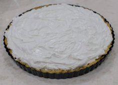Pie de limón, receta chilena   En Mi Cocina Hoy