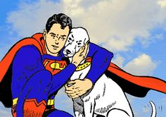 Krypto comic book covers | And the boy rumbled something unintelligible from the depths of his ...
