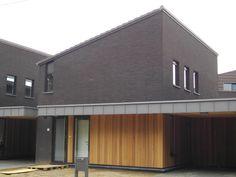 Huis - gebouwd met de nitro baksteen van steenfabriek Nelissen