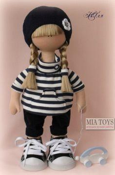 Gallery.ru / Фото #5 - Куклы интерьерные от разных авторов ( с интернета) - novilar