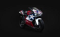 Ducati Corse  Sports Bike HD Wallpapers in HD