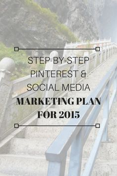 Pinterest for business tip: Here's a step-by-step guide for how your small business can maximize its' social media marketing efforts for 2015: - See more at: http://blog.viraltag.com/2015/01/20/visual-content-marketing-step-step-pinterest-social-media-marketing-plan-2015/#sthash.1IHETw8v.dpuf