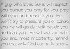 """""""Only God can truly Satisfy"""""""