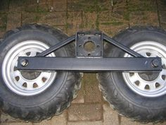 Log Trailer Trailer Build Off Road Trailer Utility Trailer Trailer Plans Atv Dump Trailer Utv Trailers Trailer Suspension Welding Crafts Quad Trailer, Trailer Diy, Trailer Plans, Trailer Build, Utility Trailer, Utv Trailers, Trailer Axles, Atv Dump Trailer, Hunting Trailer