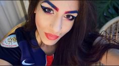 Check out our first Make Up Video on YouTube - Paris Saint Germain - Quick & Easy Make Up     https://www.youtube.com/watch?v=2Tg9GSW2wHw