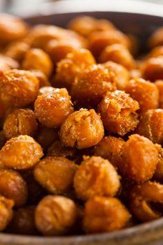 Quando der vontade de beliscar um snack salgadinho e crocante, aposte nesta preparação funcional