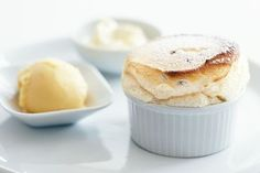 Store-bought custard is the secret to creating an impressive soufflé in just 15 minutes.