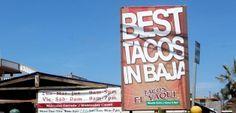 "GoBajaCA | ""Tacos Perrones"" Rosarito's Signature Tacos are Imitated But Never Duplicated"